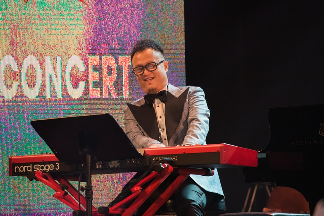 """Nghệ sĩ Tuấn Nam, Quyền Văn Minh, Tùng Dương """"chơi jazz không thoả hiệp"""" - 2"""