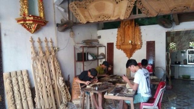 Xã giàu có ở Việt Nam, biệt thự không hiếm, có lâu đài xây 9 năm tốn hàng chục tỷ đồng - 13