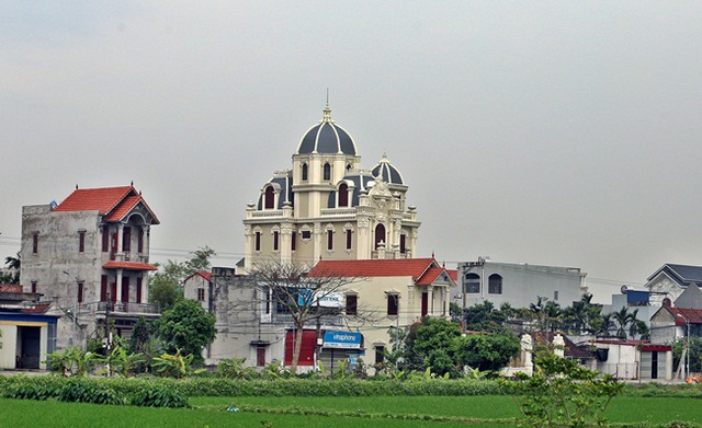 Xã giàu có ở Việt Nam, biệt thự không hiếm, có lâu đài xây 9 năm tốn hàng chục tỷ đồng - 2