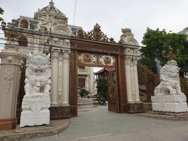 Xã giàu có ở Việt Nam, biệt thự không hiếm, có lâu đài xây 9 năm tốn hàng chục tỷ đồng - 6