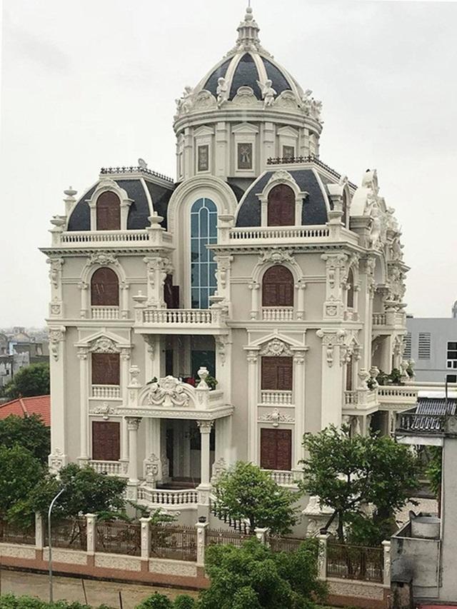 Xã giàu có ở Việt Nam, biệt thự không hiếm, có lâu đài xây 9 năm tốn hàng chục tỷ đồng - 7