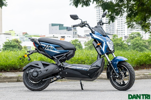Yadea Xmen Neo - xe máy điện giá 16,6 triệu được học sinh ưa chuộng - 1