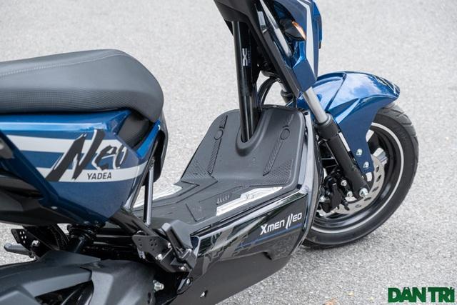 Yadea Xmen Neo - xe máy điện giá 16,6 triệu được học sinh ưa chuộng - 2