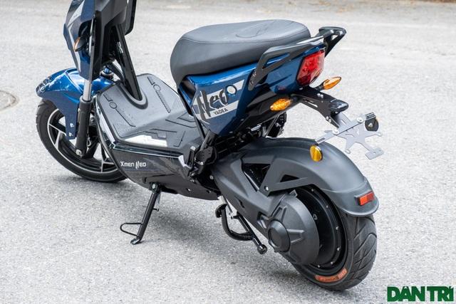 Yadea Xmen Neo - xe máy điện giá 16,6 triệu được học sinh ưa chuộng - 3