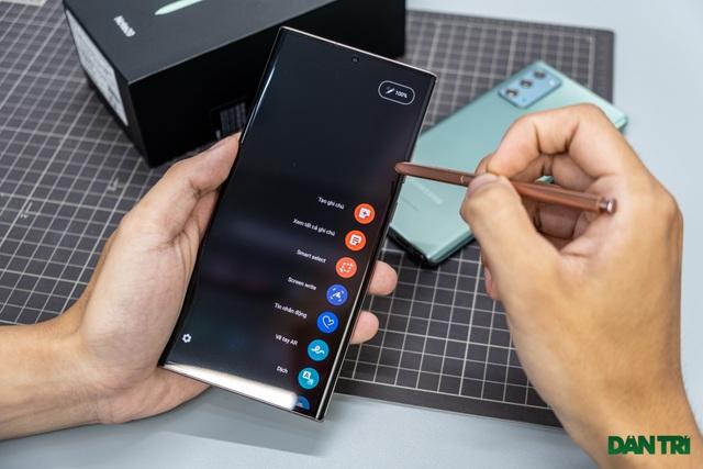 Mở hộp Galaxy Note 20 sắp mở bán: cấu hình mạnh, hoàn thiện cao cấp - 10