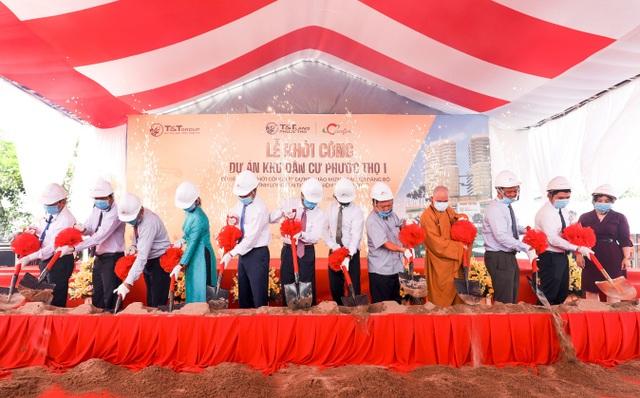 TT Group khởi công dự án bất động sản đầu tiên tại ĐBSCL - 1