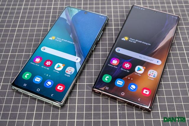 Mở hộp Galaxy Note 20 sắp mở bán: cấu hình mạnh, hoàn thiện cao cấp - 3