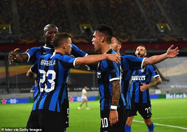 """Khoảnh khắc thăng hoa của Martinez, Lukaku giúp Inter Milan thắng """"5 sao"""" - 8"""