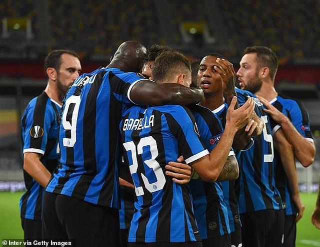 """Khoảnh khắc thăng hoa của Martinez, Lukaku giúp Inter Milan thắng """"5 sao"""" - 7"""