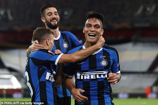 Lukaku, Martinez rực sáng, Inter vào chung kết Europa League gặp Sevilla - 1