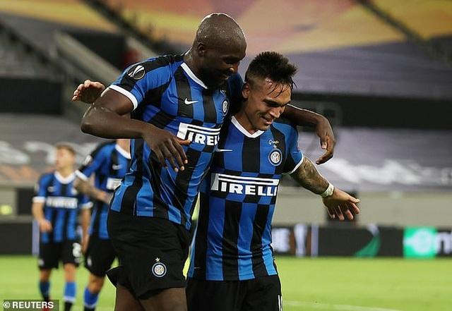 Lukaku, Martinez rực sáng, Inter vào chung kết Europa League gặp Sevilla - 2