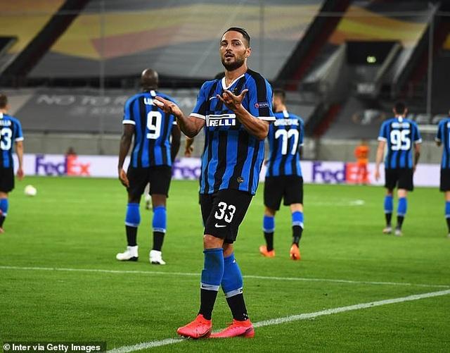 """Khoảnh khắc thăng hoa của Martinez, Lukaku giúp Inter Milan thắng """"5 sao"""" - 2"""