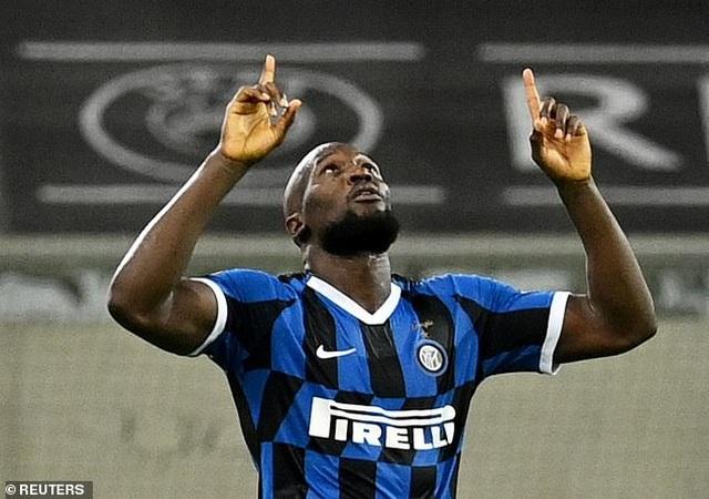 """Khoảnh khắc thăng hoa của Martinez, Lukaku giúp Inter Milan thắng """"5 sao"""" - 4"""