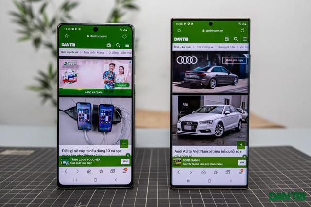 Mở hộp Galaxy Note 20 sắp mở bán: cấu hình mạnh, hoàn thiện cao cấp - 4