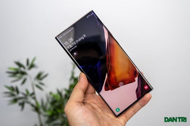 Mở hộp Galaxy Note 20 sắp mở bán: cấu hình mạnh, hoàn thiện cao cấp - 5