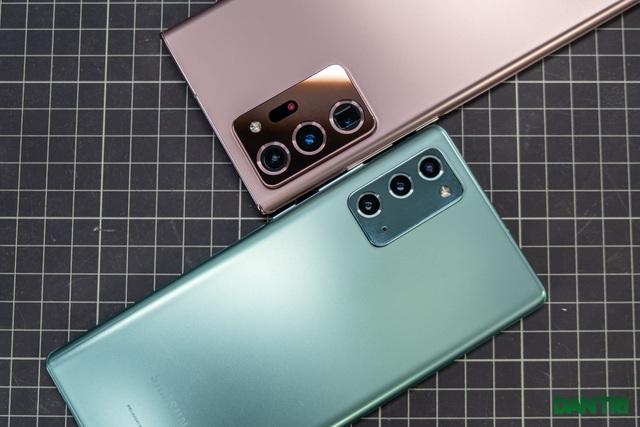 Mở hộp Galaxy Note 20 sắp mở bán: cấu hình mạnh, hoàn thiện cao cấp - 7