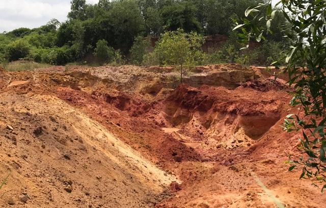 Khai thác khoáng sản trái phép, công ty của cựu CSGT bị điều tra - 5