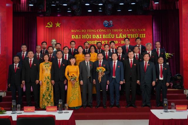Tổ chức thành công Đại hội Đảng bộ Tổng công ty thuốc lá Việt Nam - 4