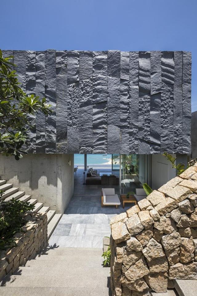 Biệt thự đá bên bờ biển Nha Trang đẹp hút hồn trên báo Mỹ - 5