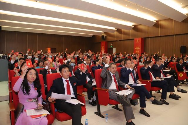 Tổ chức thành công Đại hội Đảng bộ Tổng công ty thuốc lá Việt Nam - 3