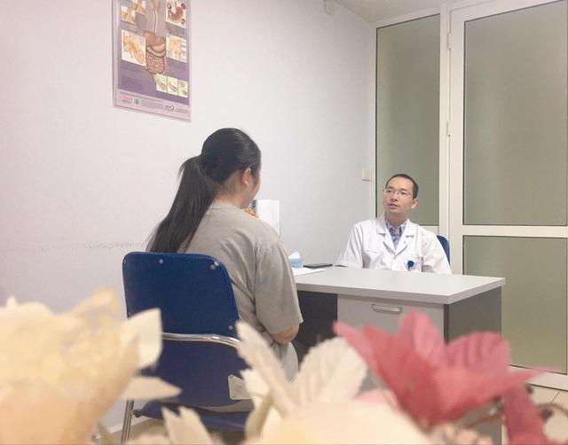 Hà Nội: Cô gái 90kg bay 10 cân mỡ sau 2 tháng thắt dạ dày - 1