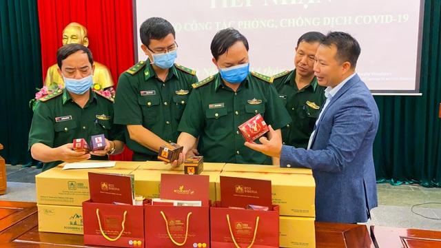 Eco Siberia Việt Nam trao gửi 200 phần quà đến chiến sĩ bộ đội biên phòng, phòng chống Covid-19 - 1