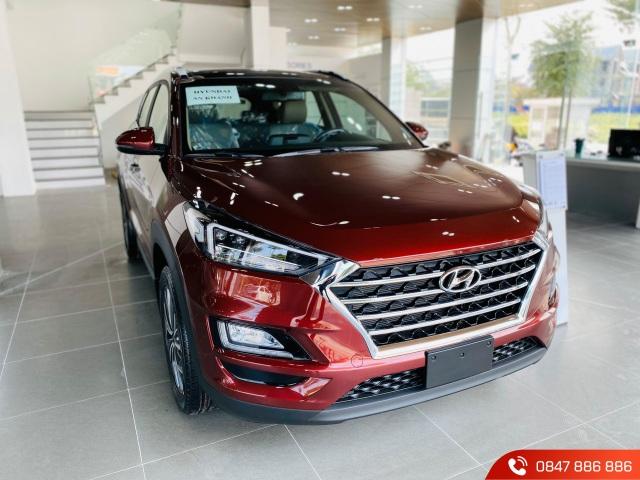 Đánh giá chi tiết nhất xe Hyundai Tucson New bản nâng cấp - 1