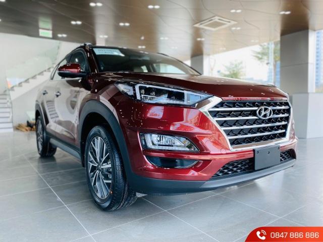 Đánh giá chi tiết nhất xe Hyundai Tucson New bản nâng cấp - 2