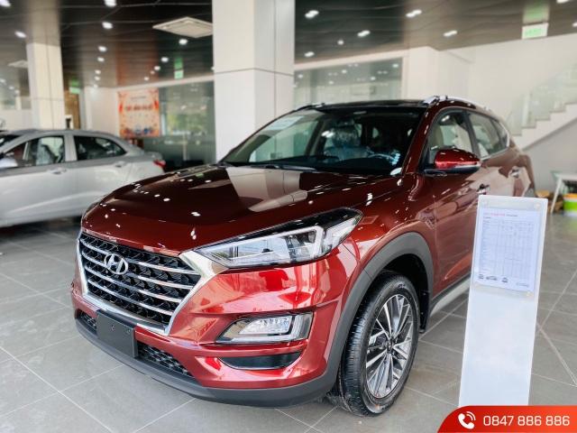 Đánh giá chi tiết nhất xe Hyundai Tucson New bản nâng cấp - 3