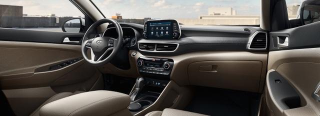 Đánh giá chi tiết nhất xe Hyundai Tucson New bản nâng cấp - 4