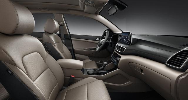 Đánh giá chi tiết nhất xe Hyundai Tucson New bản nâng cấp - 5