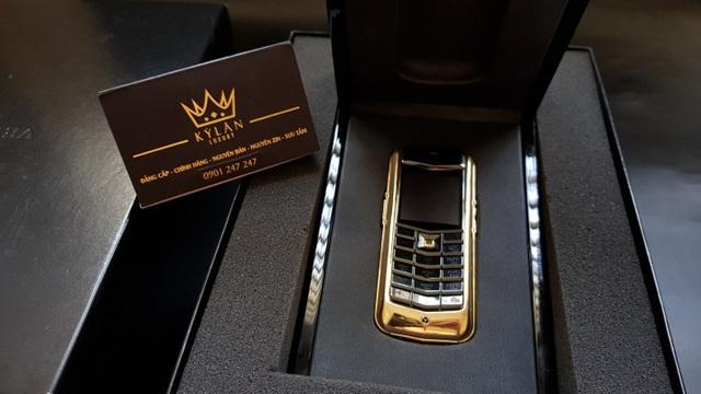 Lời khuyên của ông chủ Kỳ Lân Luxury khi mua Vertu cũ chính hãng - 2