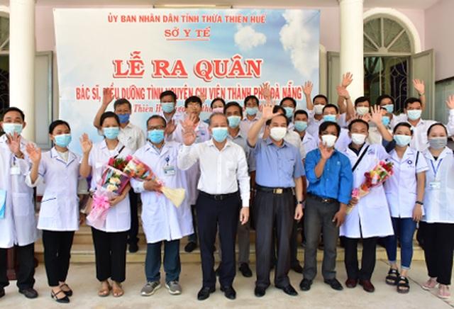Bí thư Đà Nẵng viết thư cảm ơn Thừa Thiên - Huế giúp chống dịch - 4
