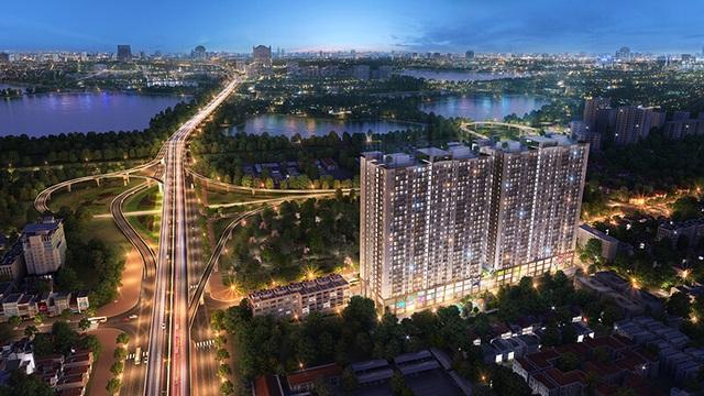 Cất nóc vượt tiến độ, Phương Đông Green Park khẳng định uy tín của chủ đầu tư - 3
