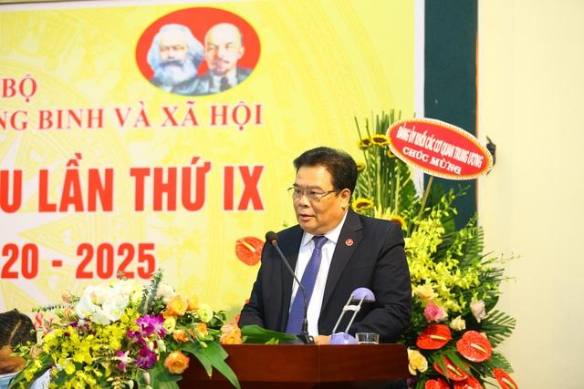 Bộ trưởng Đào Ngọc Dung: Chúng ta đã tạo ra những cuộc cách mạng thực sự - 2