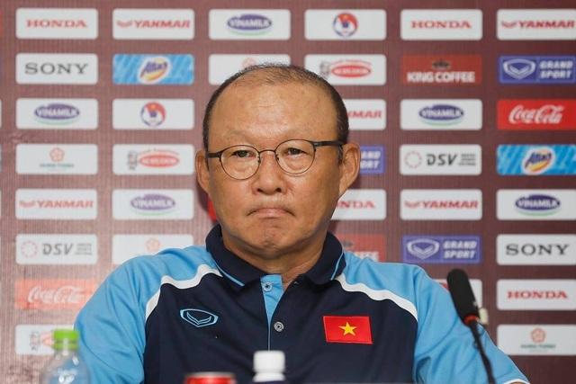 """HLV Park Hang Seo: """"Mục tiêu World Cup là quan trọng nhất"""" - 2"""