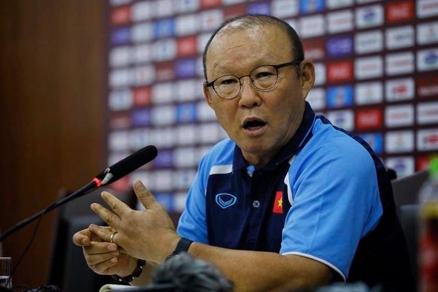 """HLV Park Hang Seo: """"Mục tiêu World Cup là quan trọng nhất"""" - 1"""