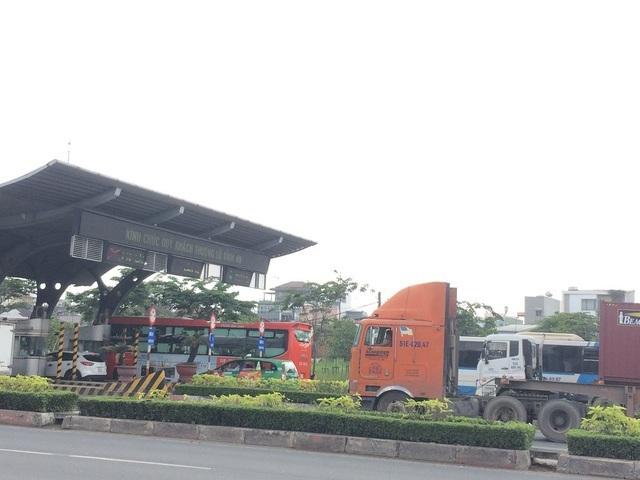 Trạm BOT Xa lộ Hà Nội sắp thu phí trở lại - 2