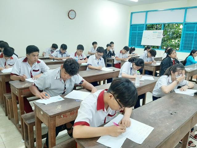 Sóc Trăng công bố điểm chuẩn vào lớp 10 năm học 2020 - 2021 - 1