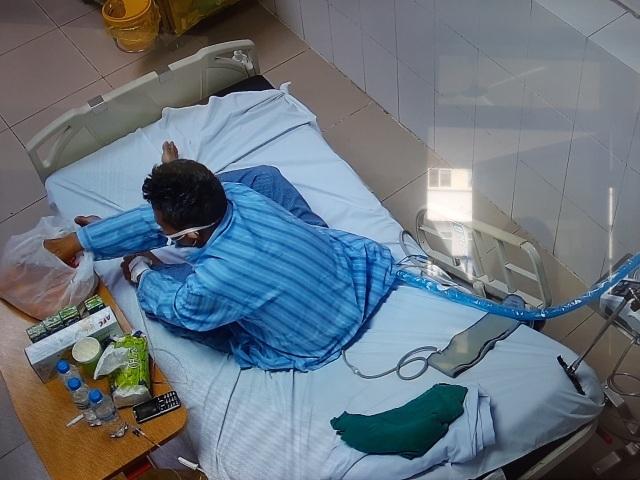 Ca Covid-19 tại Bắc Giang diễn biến xấu, phải thở máy 100% - 4