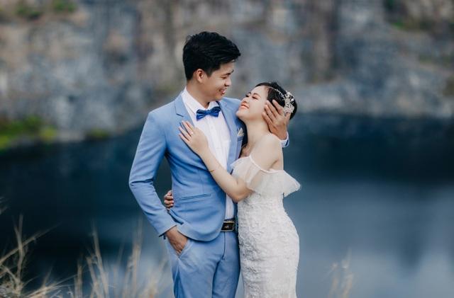 Cặp đôi kết hôn sau 10 tháng được mai mối trên show truyền hình - 4