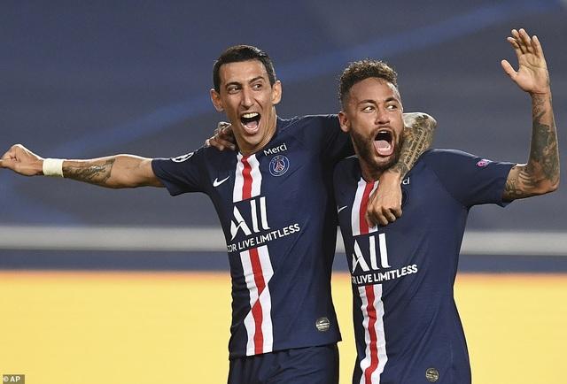 Neymar chói sáng trong chiến thắng của PSG trước Leipzig - 9