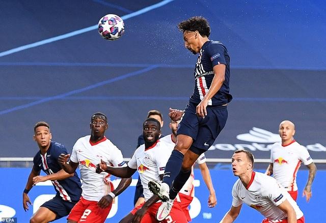 Neymar chói sáng trong chiến thắng của PSG trước Leipzig - 1