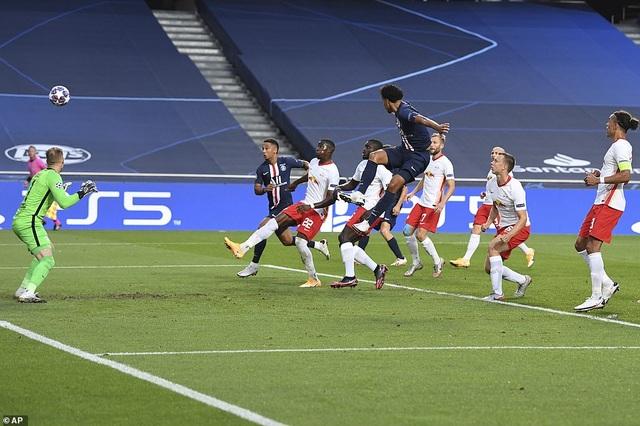 Neymar chói sáng trong chiến thắng của PSG trước Leipzig - 2