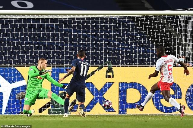 Neymar chói sáng trong chiến thắng của PSG trước Leipzig - 3