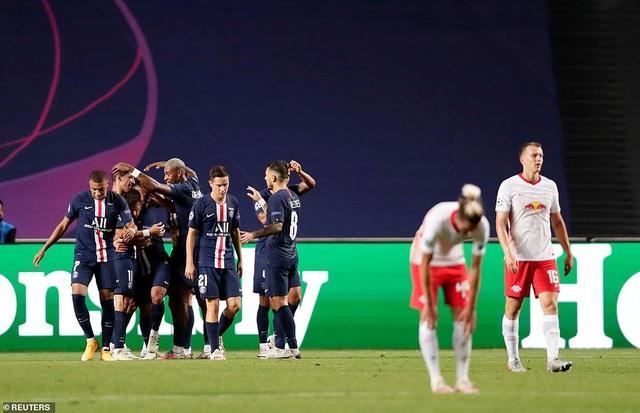 Neymar chói sáng trong chiến thắng của PSG trước Leipzig - 10
