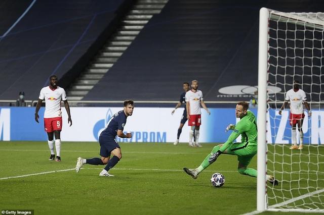 Neymar chói sáng trong chiến thắng của PSG trước Leipzig - 4