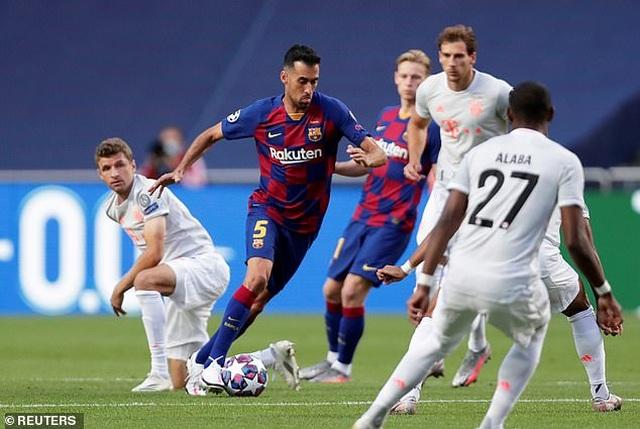 Chủ tịch Barcelona chốt tương lai Messi và các ngôi sao - 7