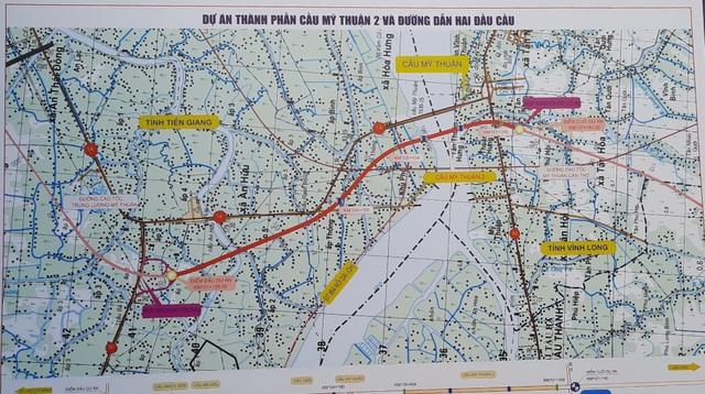 Triển khai thi công cầu Mỹ Thuận 2 hơn 5.000 tỷ đồng - 2