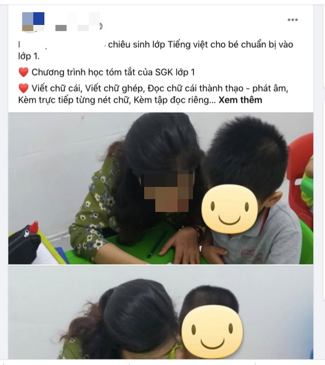 """Tràn lan """"dạy chui"""" sách giáo khoa lớp 1 mới cho trẻ mầm non - 1"""